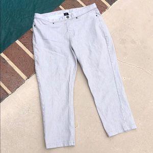 Hue capris legging pants, work, casual